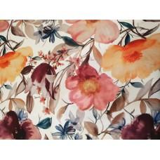 Mantel estampado Flores