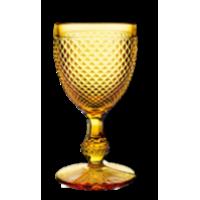 Copa Tallada- Ámbar