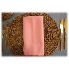 Servilleta rosa vivo